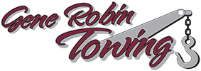 Gene Robin Towing Logo