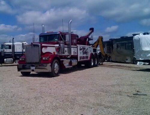 Medium Duty Towing in Sunset Louisiana