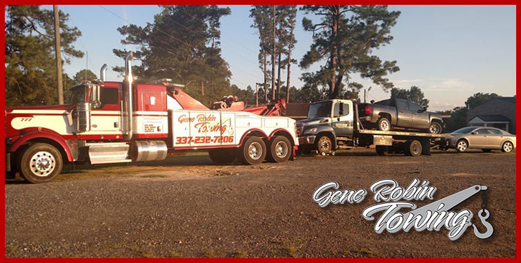 Vehicle recovery in Lafayette, LA