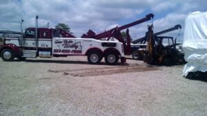 vehicle recovery in lafayette la