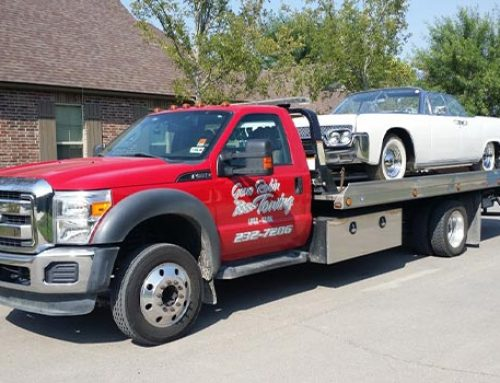 Towing in Broussard LA