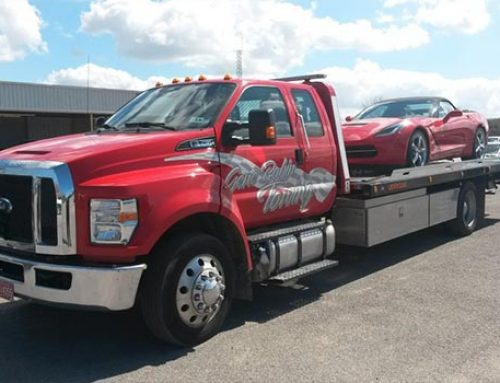 Towing in Youngsville LA