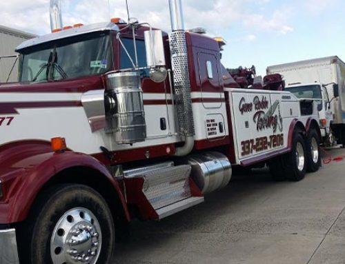 Truck Towing in Lafayette LA
